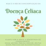 Maio Verde - Consciência Celíaca